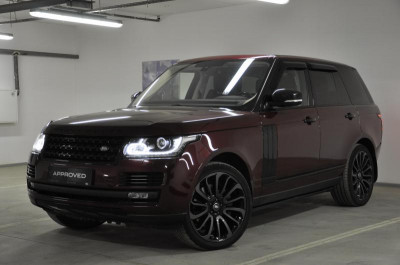 Land Rover Range Rover 4.4d AT (339 л.с.) 4WD