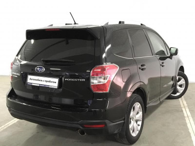 Subaru Forester 2.5i Lineartronic AWD (171 л. с.)