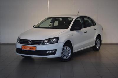 Volkswagen Polo 1.6 MPI MT (90 л. с.) Trendline