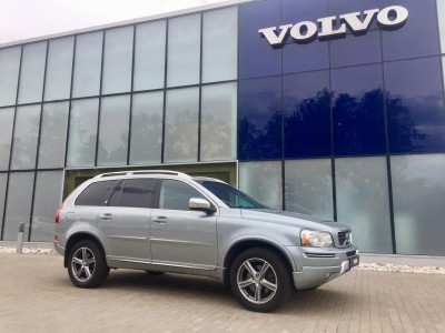 Volvo XC90 2.4 D5 Geartronic AWD (5 мест) (200 л. с.)