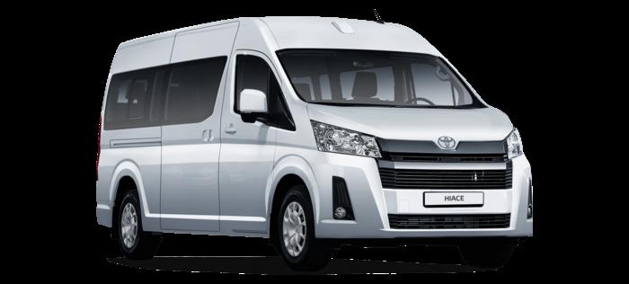 Toyota Hiace 2.8 л, 150 л.с., дизель, МКПП, задний привод Комфорт A3/A4 Тойота Центр Бишкек Бишкек