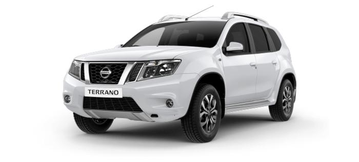 Nissan Terrano 2.0 AT AWD (143 л. с.) Elegance Plus Авто Люкс г. Севастополь