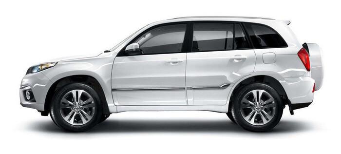 Chery Tiggo 3 1.6 MT (126 л.с.) Luxury Plus Гарант-Моторс Ижевск