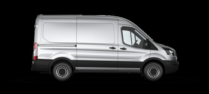Ford Цельнометаллический фургон 2.2TD 125 л.с., передний привод Средняя база (L2), полная масса 3.5 т Автомир-Трейд Екатеринбург