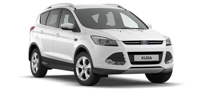Ford Kuga 2.0 Duratorq TDCi PowerShift AWD (140 л. с.) Гарант-Моторс Ижевск