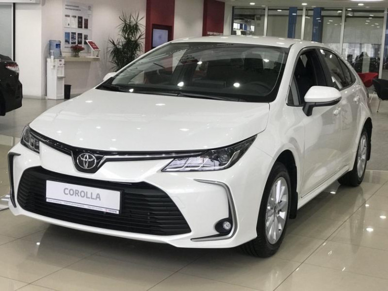 Toyota Corolla 1.6 CVT (122 л. с.) Стиль 54 Тойота Центр Бишкек Бишкек