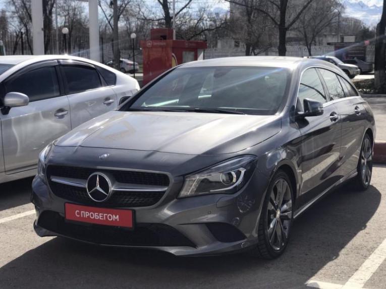 Mercedes-Benz CLA 200 CDI 7G-DCT (136 л.с.) Тойота Центр Бишкек Бишкек
