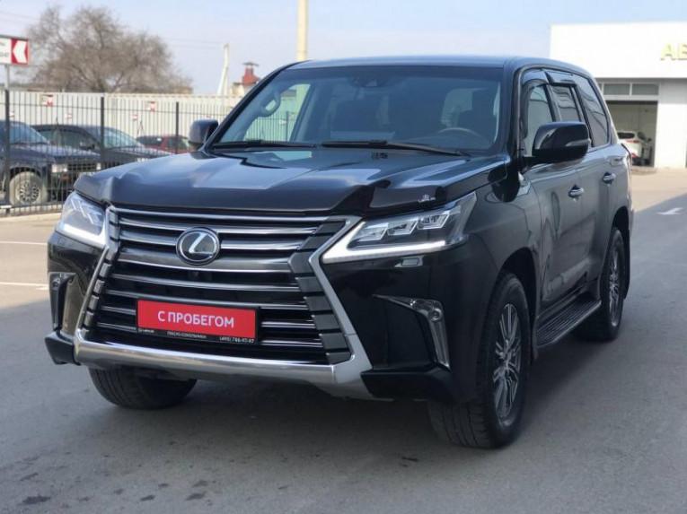 Lexus LX 450d AT (272 л. с.) Executive 2 Тойота Центр Бишкек Бишкек