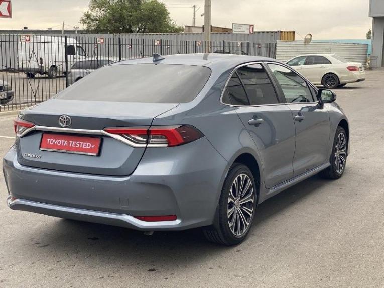Toyota Corolla 1.6 CVT (122 л. с.) Престиж Тойота Центр Бишкек Бишкек