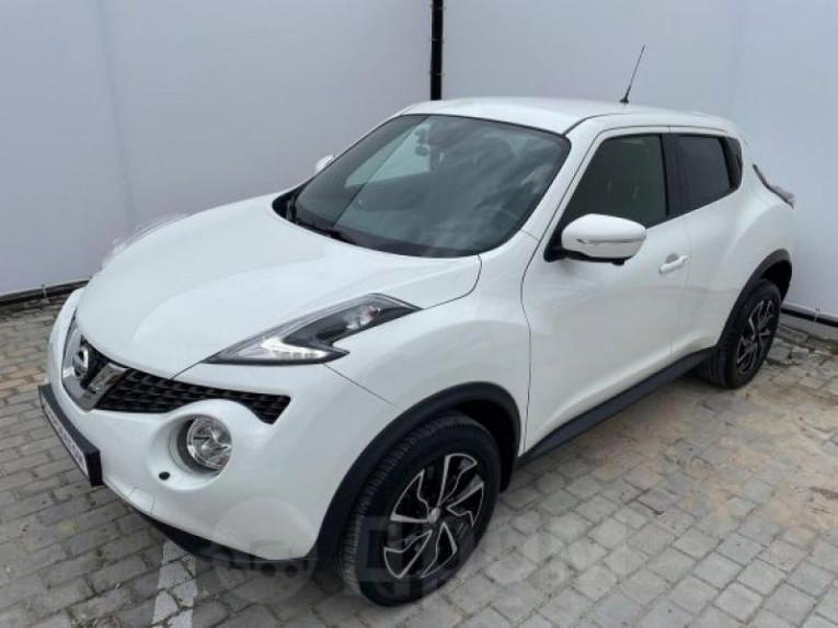 Nissan Juke 1.6 CVT (117 л. с.) LE Авто Люкс KIA Севастополь