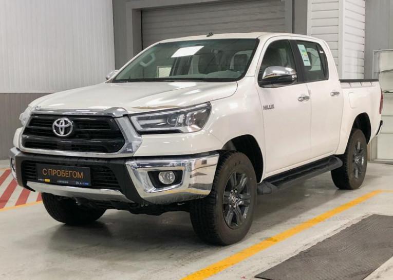 Toyota Hilux 2.7 AT (164л.с.) 4WD ORBIS AUTO г. Алматы