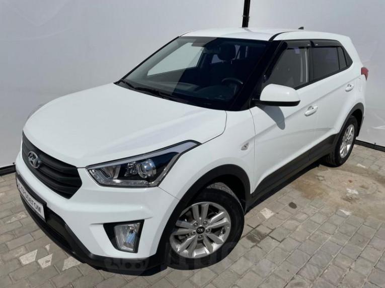Hyundai Creta 1.6 AT 2WD (123 л. с.) Active Авто Люкс KIA Севастополь