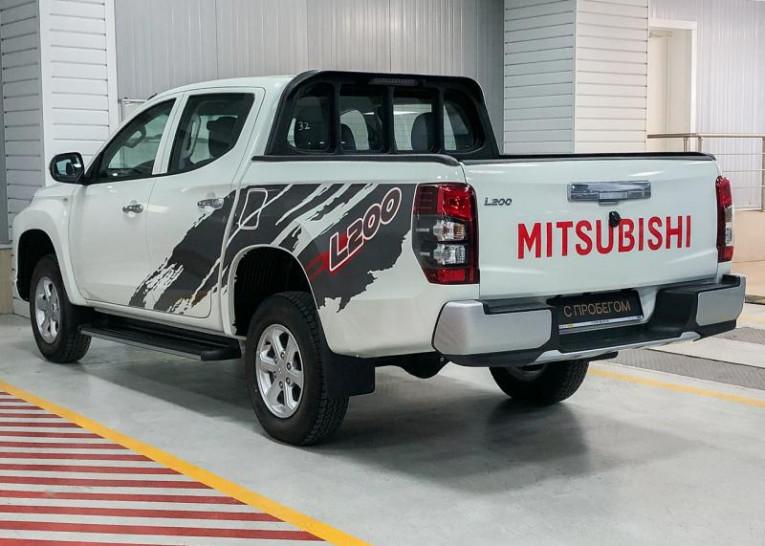 Mitsubishi L200 2.4 D MT (154 л. с.) ORBIS AUTO г. Алматы