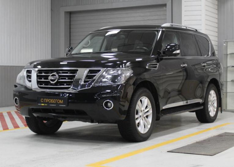 Nissan 5.6 AT 4WD (405 л. с.) ORBIS AUTO г. Алматы